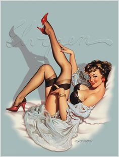 Gorgeous Pinups
