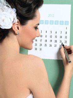 Planeje-se: O que fazer um mês antes do casamento?