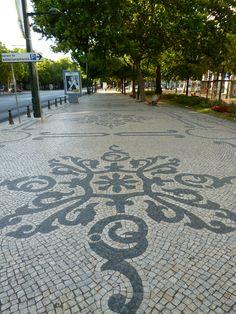 """""""Avenida da Liverdade"""" Lispoa Portugal (Luglio)"""