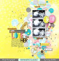 Using the Project Life cards in a unique way was designer @missywhidden theme for this week and she has knocked it out of the park with this layout using the #september2016 #hipkits!  @hipkitclub @cratepaper @maggiehdesign #gather #cutegirl #projectlifekit #scrapbookingkitclub #kitclub #mixedmedia #papercrafting #hipkitclub #circles #layout