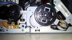 HP Printer repair: Pump motor stalled