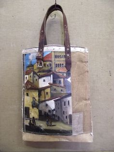 Image of Painting/Drawing Bag - Umbria Revisited (free shipping)