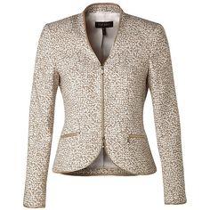 2bf93e683c ESCADA Jacket Baraka (905 CAD) ❤ liked on Polyvore featuring outerwear