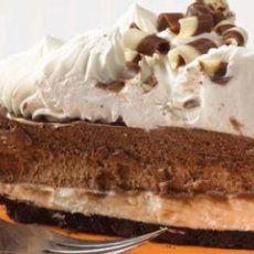 Triple Chocolate Cream Puffs | delish | Pinterest | Chocolate Cream ...