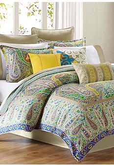 Echo Design™ Echo Design Scarf Paisley Bedding Collection - Online Only
