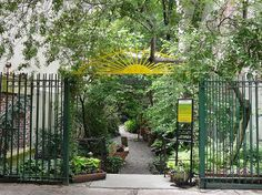 Earth Month guide to East Village community gardens