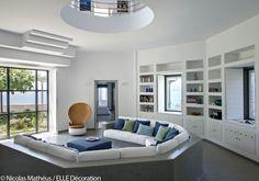 Salon hexagonal