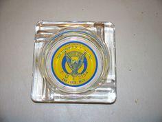 Vintage Ashtray F O E Fraternal Order of Eagles Ann Arbor Michigan   eBay