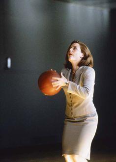 Gillian Anderson/Special agent Dana Scully