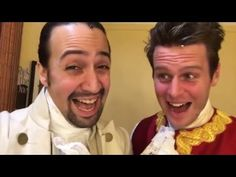 Mr Jonathan Groff & the inimitable Lin Manuel Miranda have a wonderfully special friendship. Most clips come from Lin's . Roi George, King George, Jonathon Groff, Anthony Ramos, Hamilton Broadway, Hamilton Lin Manuel Miranda, And Peggy, Dear Evan Hansen, Alexander Hamilton