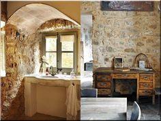 Rusztikus lakások - Antik bútor, egyedi natúr fa és loft designbútor, kerti fa termékek, akácfa oszlop, akác rönk, deszka, palló Sweet Home, Decor, Cottage, Kitchen, Home Decor