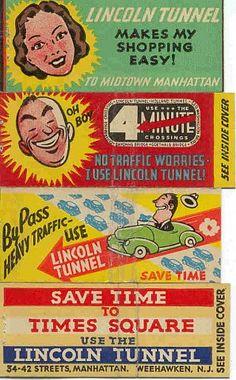 New Jersey's Lincoln Tunnel RP by DCH Paramus Honda Team Leader Matthew Hunziker http://matthew-hunziker.dchparamushonda.com