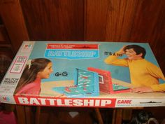 Vintage Board Games by anyoldething257