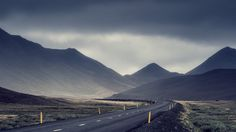 Andreas Levers explored the island on various roads.