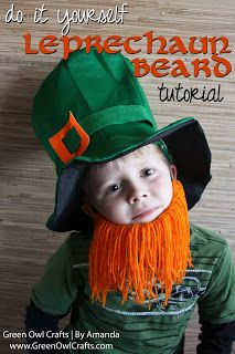 Preschool Crafts for Kids*: St. Patrick's Day