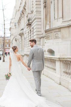 Corinthia Hotel, London. Luxurious wedding styled shoot. Image by http://www.robertafacchini.com/ Full blog on ROCKMYWEDDING