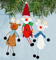 Christmas Crafts For Kids, Xmas Crafts, Christmas Decorations, Diy Crafts, Christmas Ornaments, Egg Carton Crafts, Puppet Crafts, Winter Art, Reno