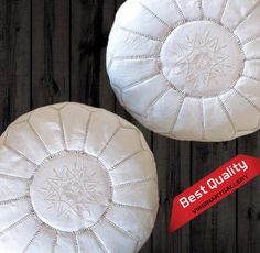 Poufs For Sale Amazing Sale Two Piece Sets Of Moroccan White Poufsvirginartgallery Design Decoration
