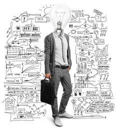 La mentalidad de un emprendedor.