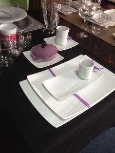 Tafelpresentatie Bonsai servies #Showroom   OrcaCool