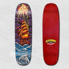 Jason Adams: Hold Fast | Elephant Brand Skateboards