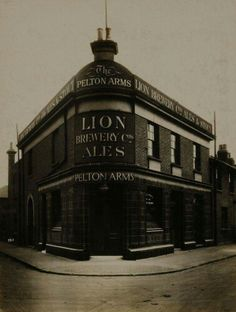 Pelton Arms, Greenwich 23 Pelton Road, Greenwich