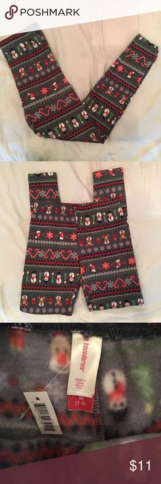 ebdecd78dd5709 Christmas Leggings christmas leggings. super soft and cozy! new with tags!  10%