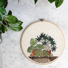 In case you missed it the first time around, @thecraftersbox has opened up all their past kits + tutorials (including this intermediate embroidery design/kit/instructional video by yours truly) in a special holiday pop-up shop.  If you're hearing about The Crafter's Box now for the first time, it's a monthly subscription service that brings you a box of high quality craft supplies + projects curated by expert makers. Follow the link in my profile to learn more or visit thecraftersbox.com and…