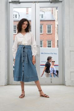 Sea Resort 2019 Fashion Show Collection: See the complete Sea Resort 2019 collection. Look 5