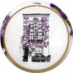 Creative Embroidery, Hand Embroidery Patterns, Diy Embroidery, Cross Stitch Embroidery, Embroidery Online, Thread Painting, Embroidery For Beginners, Needlework, Creations