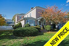 ISLIP-Vintage Colonial Just Reduced 12 Cedar Avenue, Islip Just Reduced: $479,000.  Open House Sunday, March 19th 12:30-2:30pm