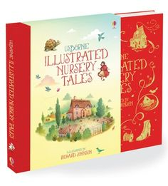 Get your beautiful copy of Illustrated Nursery Tales for only RRP English At Home, Book Gifts, Christmas 2014, New Books, Childrens Books, Gift Guide, Presents, Nursery, Activities