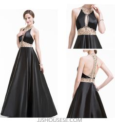 Go for an elegant and impressing look in this stunning ball-gown! #JJsHouse #Party #Evening #Prom #Cocktail