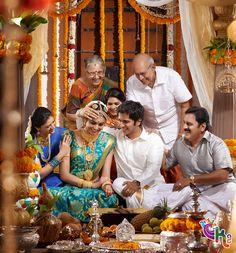 South Indian Bride | Bridal Jewellery | Bridal Saree