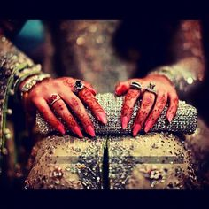 pakistani wedding - jewelry and accessories
