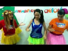 Bailes infantiles con coreografía para niños: el baile del cuadrado