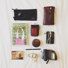 Whats in your bag