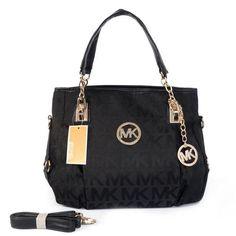 Michael Kors Pebbled Large Black Shoulder Bags : Michael Kors Outlet, Michael Kors Outlet,Big Promotion,High quality!