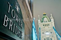 Tower Bridge at London, England fotografía por Anibal Trejo