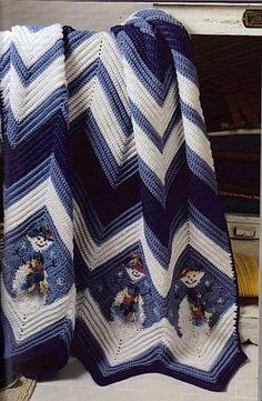 Easy To Crochet Afghan Patterns | Beginner Crochet Afghan Patterns