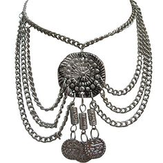 Indian Bohemian Exotic Gypsy Fashion Belly Dance Adjustable Anklet (Silver Tone) Padma Craft http://www.amazon.com/dp/B00N32J7FQ/ref=cm_sw_r_pi_dp_VzF9ub1PD1JZG
