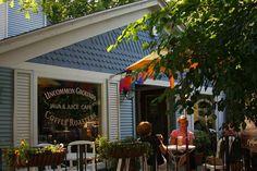 Uncommon Grounds   127 Hoffman Street Saugatuck, MI 49453 (269) 857-3333                                                                                 Best Baker in the world (Ellen)