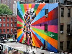 New York / Kobra / Street Art