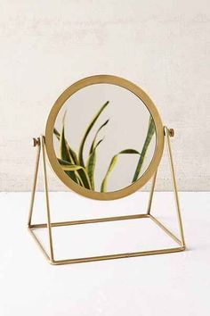 Magical Thinking Aurora Tabletop Mirror- Bronze One from Urban Outfitters. Shop more products from Urban Outfitters on Wanelo. Room Accessories, Decorative Accessories, Mirrors Urban Outfitters, Home Furniture, Furniture Design, Small Furniture, Contemporary Furniture, Apartment Essentials, Magical Thinking