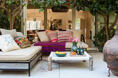 At home with Shiva Rose | Hunters Alley | Photo: Nicole LaMotte