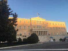 The parliament,Athens