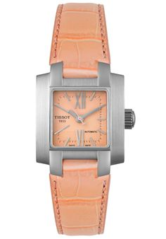 Price:$431.00 #watches Tissot T60.1.249.93, This chic Tissot never goes out of style. With its trendy stainless steel and modern design, this timepiece will always make a scene where ever you go.