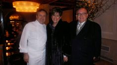 Travel with Teri B. : 2014 BEGINS WITH NEW YORK CITY CELEBRATION  ... with Chef Daniel Boulud