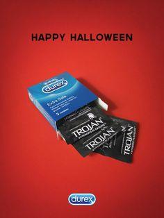 Durex: Halloween - Creative Criminals