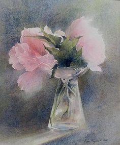 Aquarelle de Anne Peyrat (France)